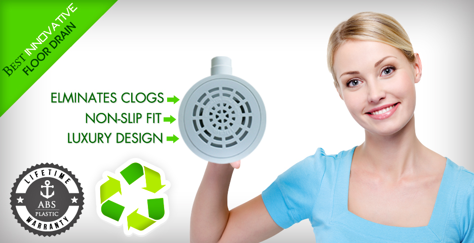 ABS and Recyclable Floor Drain Product