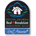 British Columbia Bed and Breakfast