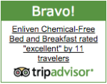 Enliven Rated Excellent by TripAdvisor