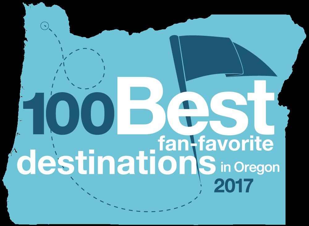 #13 on Best Fan Favorite Destinations in Oregon