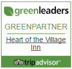 TripAdvisor Certified Green Partner