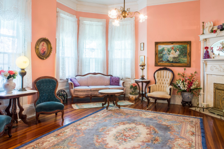 The Ladies Parlor
