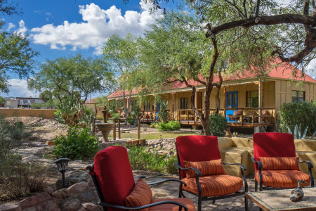 Tubac Country Inn Exterior