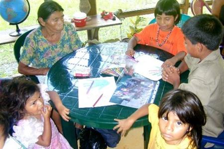 Indigenous BriBri of Talamanca