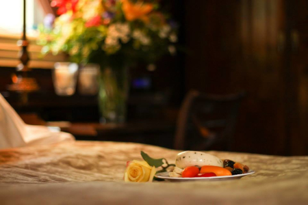 Morisot Guest Room