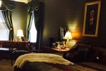 Inn Rooms Oriental Suite King Spa Suite Private Veranda