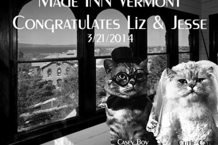 Romantic Burlington Vermont Getaway at Burlington's Top B&B