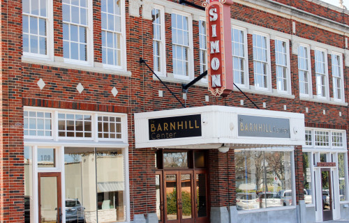 The Barnhill Center at Historic Simon Theatre