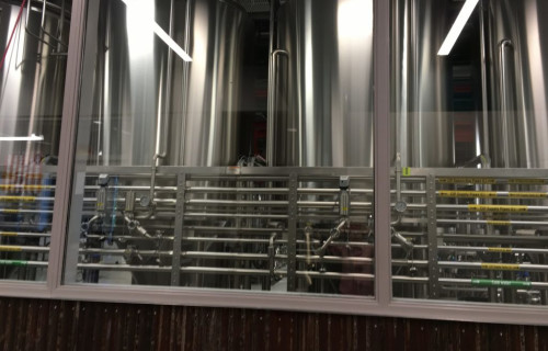 Tour de New Belgium Brewery Tour in Asheville