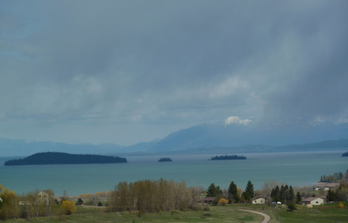 Glacial Lake Missoula & Humongous Floods