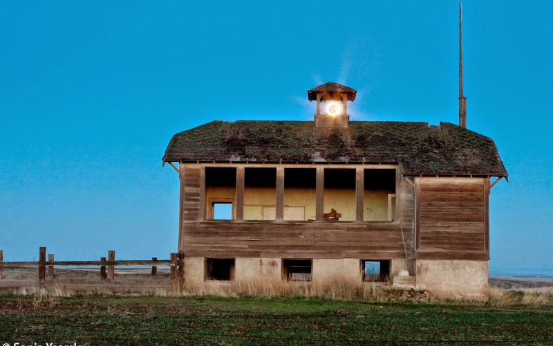 Ghost Town Tour - Central Oregon