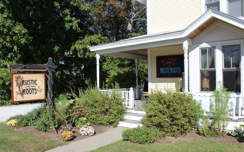 Shelburne Restaurant Recommendations: Rustic Roots, A Craft Eatery