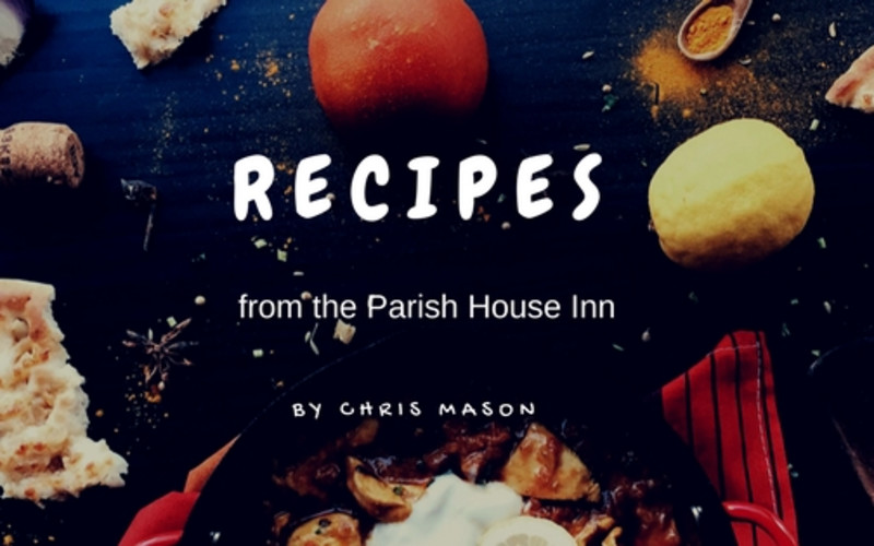 Greek Salad recipe from Ann Arbor /Ypsilanti area's Parish House Inn