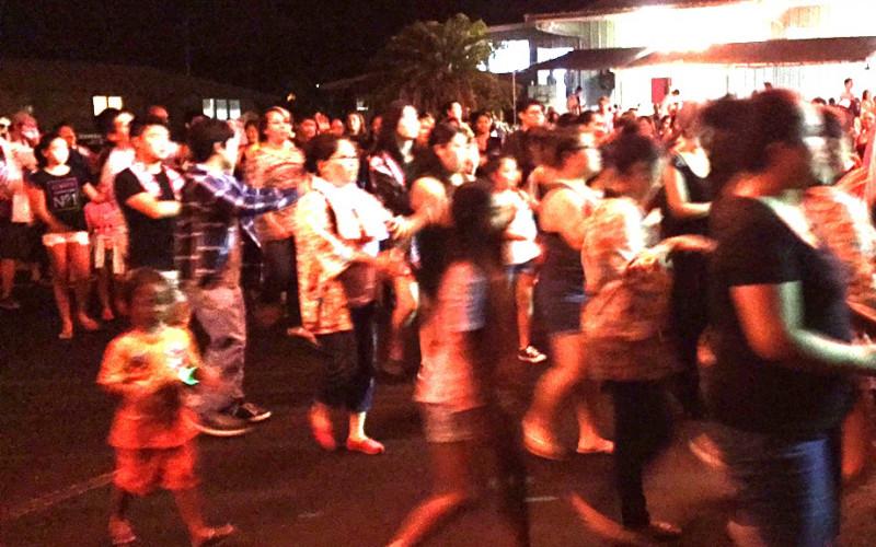 Hawaii Bon Dance 101
