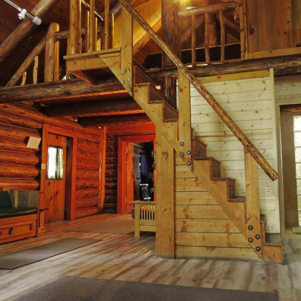 Reeds Cabin Paulina Lake Lodge