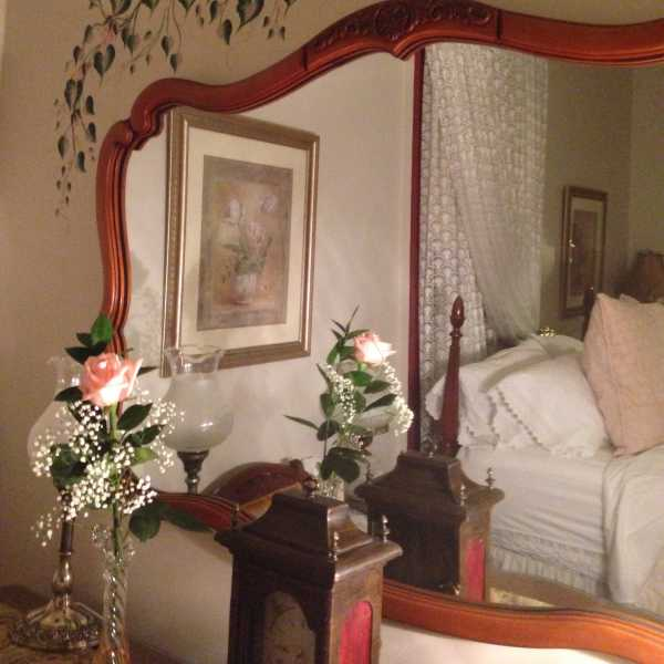 the master suite River Park Inn Bed & Breakfast Green Cove Springs FL