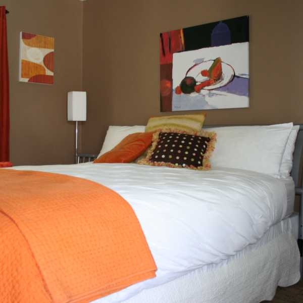 deluxe rooms 2 -POSH Palm Springs Inn boutique bed & breakfast