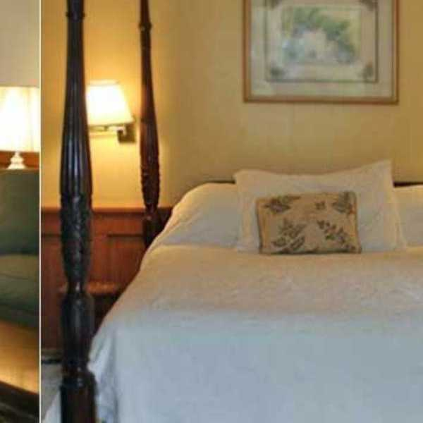 family suite The Edgeworth Inn - Monteagle TN Bed & Breakfast