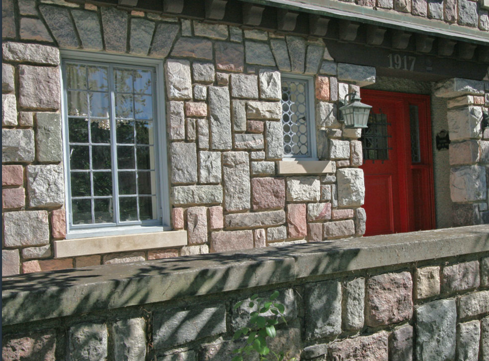Stone Chalet – the Name