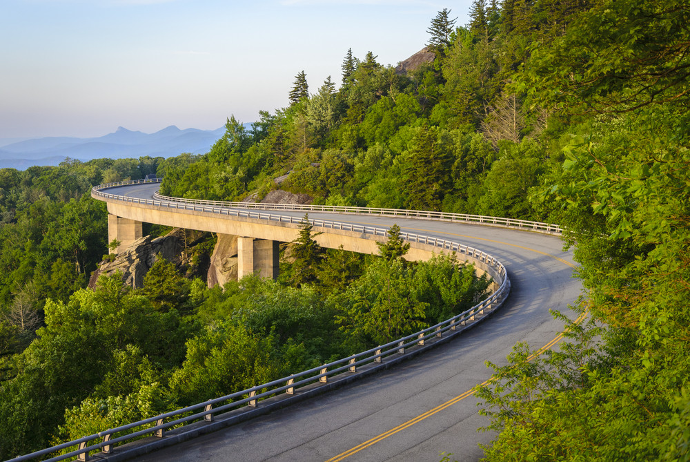 New Guidebook for the Blue Ridge Parkway