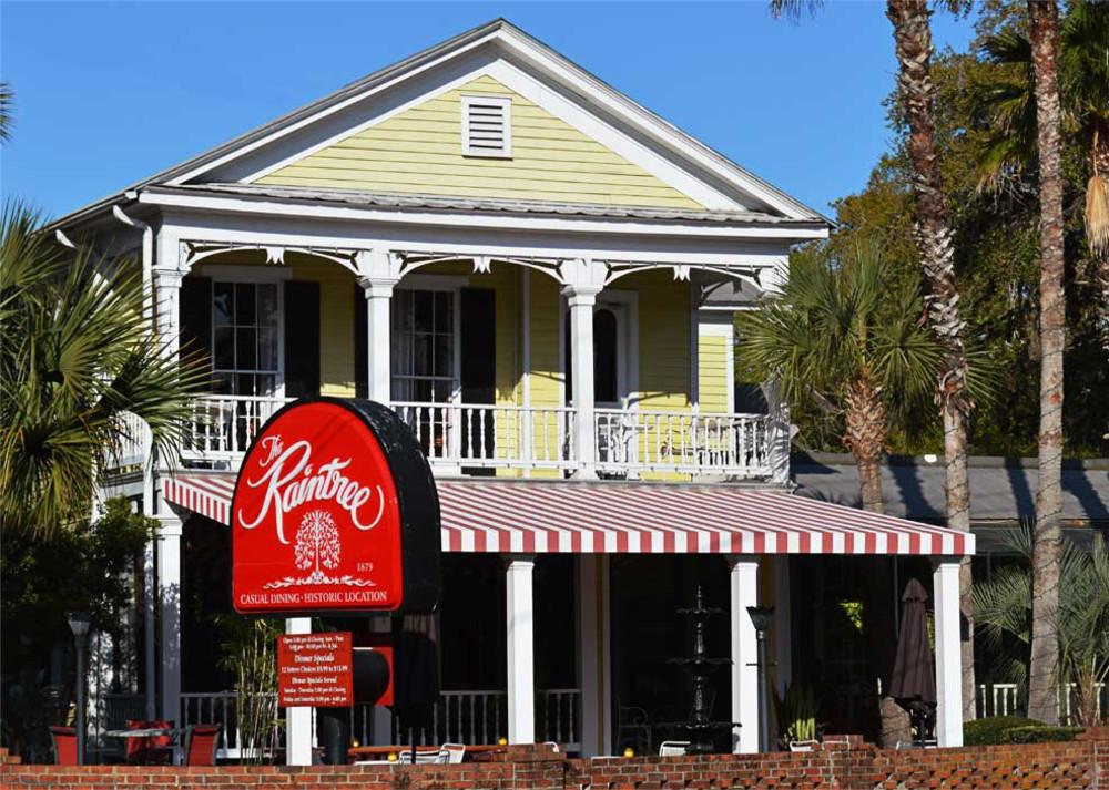 Best Dessert Bar and Elegant Dining in St Augustine