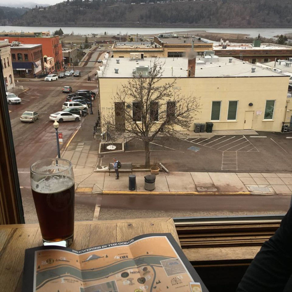 Breweries in the Columbia River Gorge Unite