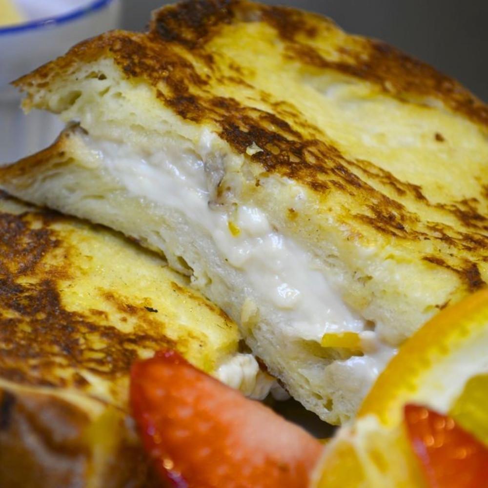 Creamy Orange French Toast