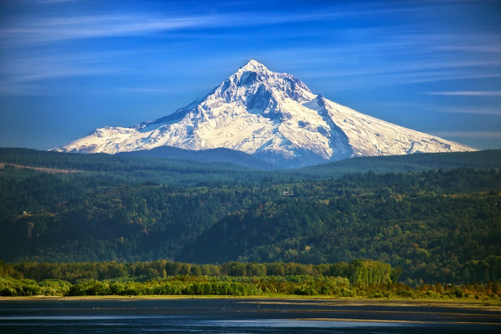 Mt. Hood ~ One of the 7 Wonders of Oregon