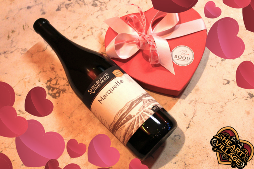 Five Reasons to Enjoy Your Valentine's Day in Shelburne