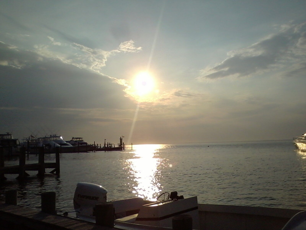 Jersey Shore Getaway at The J. D. Thompson Inn Bed and Breakfast