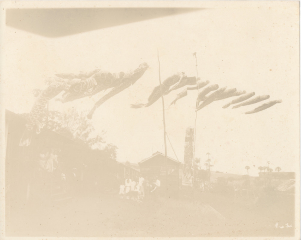 Restoring a faded and yellowed photograph from Hawaii's past