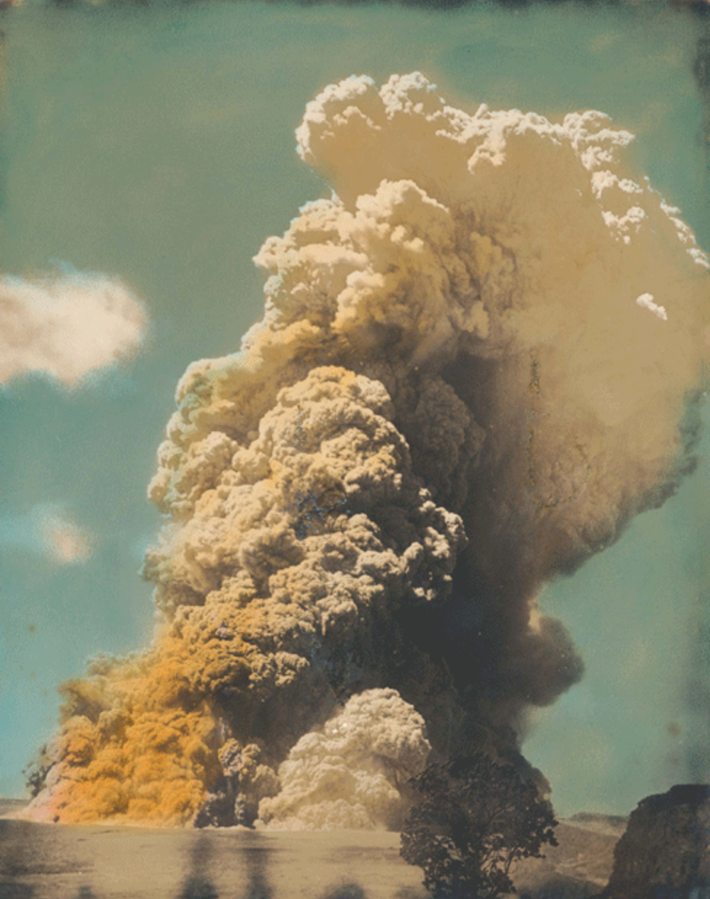 Earthquakes and Explosions: Shocking Events at Kapoho and Halema'uma'u in 1924