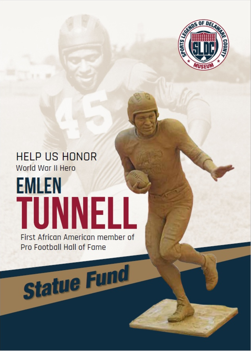Emlen Tunnel Statue Fund