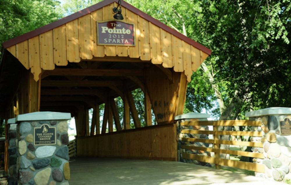 Self Guided Bridge Tour in Sparta