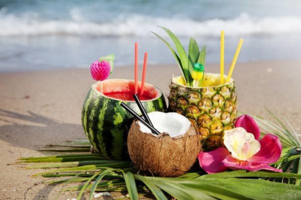Fiesta Tropical in Cartajima!