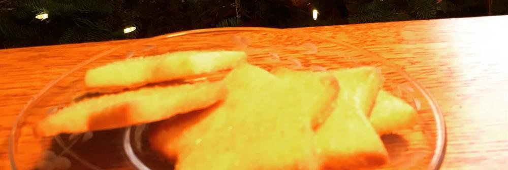 Danish Salted Butter Cookies