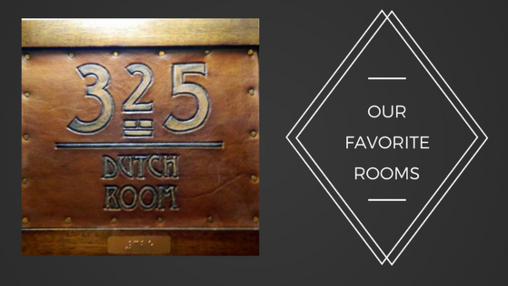 Our Favorite Rooms at the Hotel Pattee
