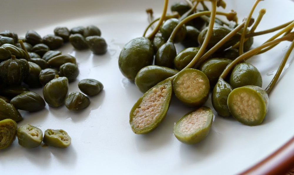 What are Capers?