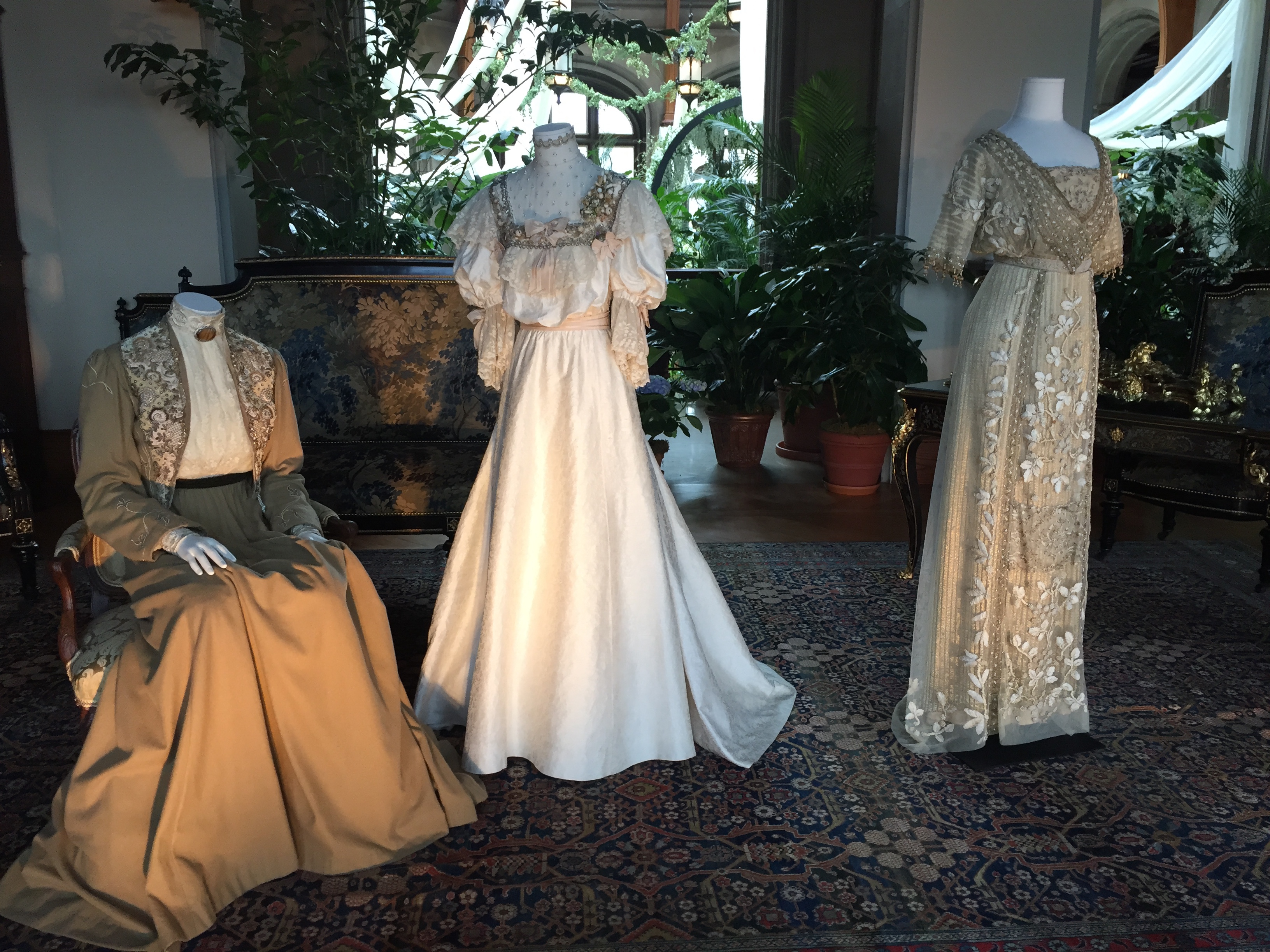See Biltmore's latest display while staying at our Asheville Bed and Breakfast Inn