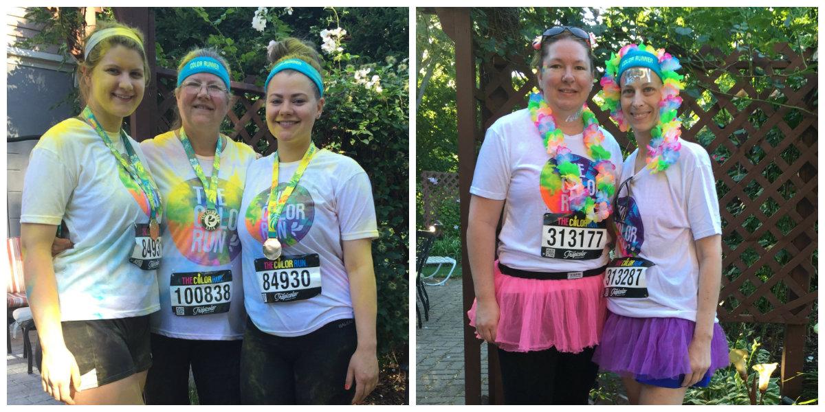Color Run East: A Summer Getaway In Ypsilanti
