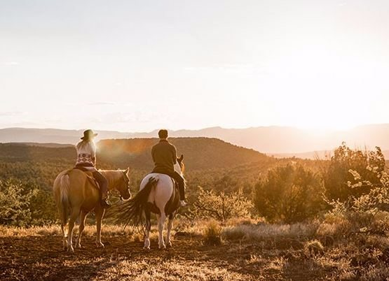 Riding through History at M Diamond Ranch
