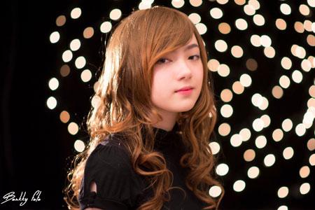 Jannina W, Gadis Cantik Bersuara Emas
