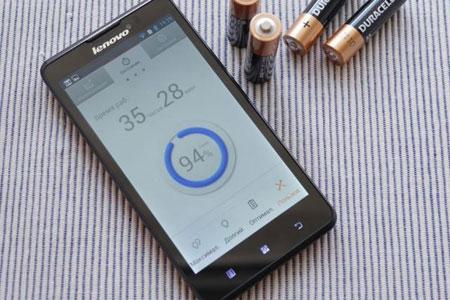 Lenovo, Rilis Smartphone Tahan Lama hingga 46 hari