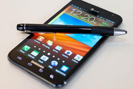 2 Galaxy Note Dari Samsung Resmi Meluncur!