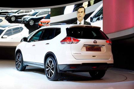 All-New Nissan X-Trail Segera Mengaspal Di Tanah Air
