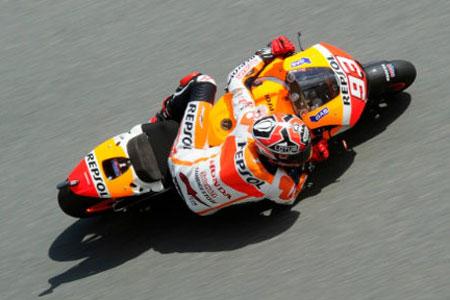 Marquez dukung Cal Crutchlow bela LCR Honda