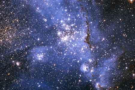 Misterius, cahaya di alam semesta hampir hilang seluruhnya