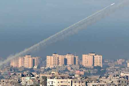 ISIS Lancarkan Serangan Roket dari Gaza ke Israel