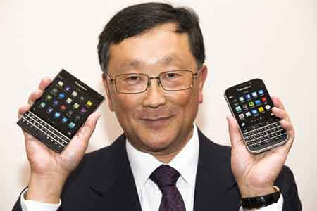 Ini Dia Bocoran Spesifikasi BlackBerry Passport