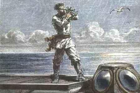 Sony Pictures Bakal Usung Captain Nemo Ke Layar Lebar
